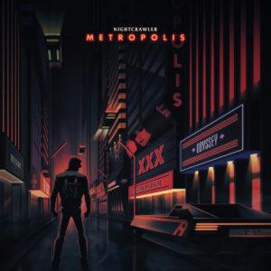 Musique synthwave pour Shadowrun : Metropolis de Nightcrawler