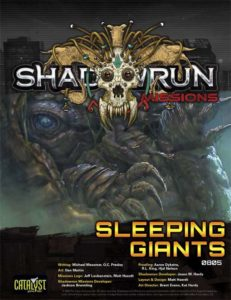 Shadowrun Mission 08-05 Sleeping Giants