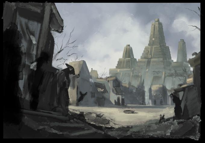 Earthdawn : Haven Vol. 1 sur Kickstarter