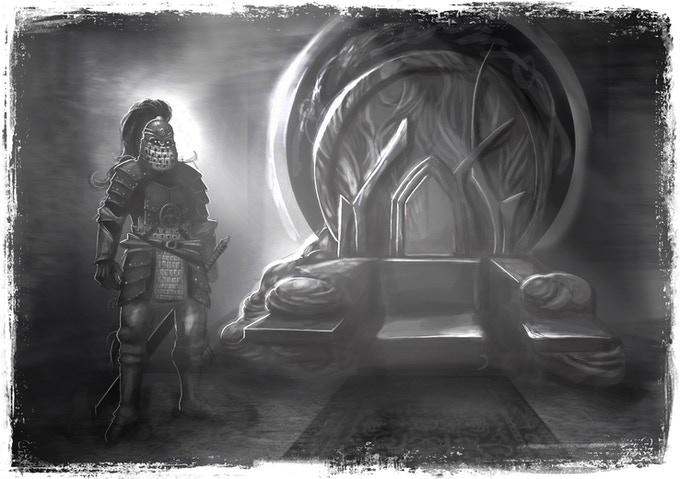 Earthdawn : Empty Thrones sur Kickstarter