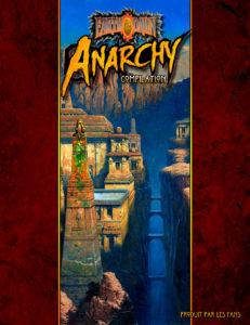 Earthdawn : Une version Anarchy produite par les fans