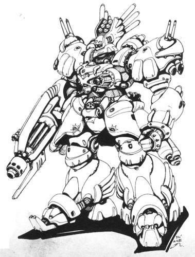 Mech Battlemaster