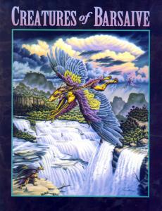 Creatures of Barsaive (1)