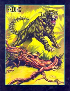 Creatures of Barsaive (6)