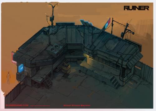 RUINER - Environments (1)