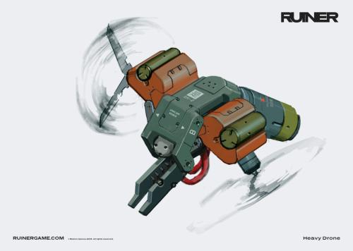 RUINER - mecha (2)