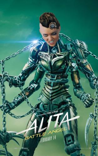 Battle Angel Alita Character (10)