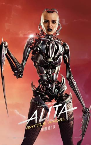 Battle Angel Alita Character (5)