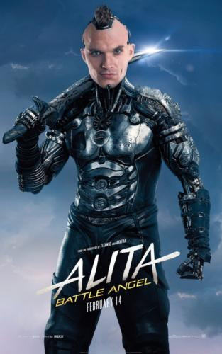 Battle Angel Alita Character (7)