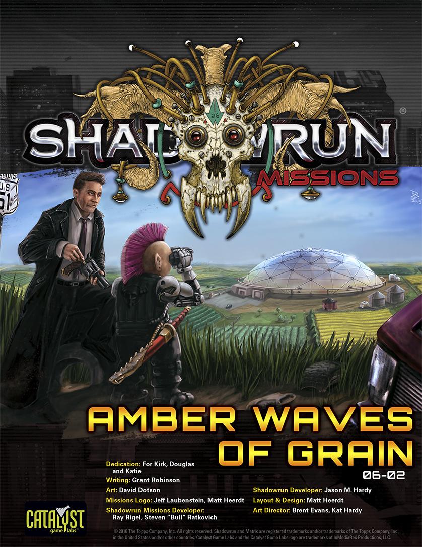 Shadowrun Missions, Season 6, Adventure 2