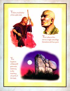 Denizens of Earthdawn - Book One (8)