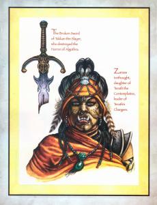 Denizens of Earthdawn - Book Two (10)