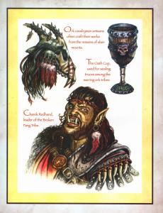 Denizens of Earthdawn - Book Two (11)