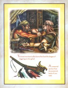 Denizens of Earthdawn - Book Two (12)
