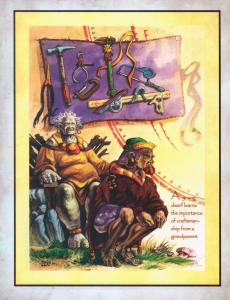 Denizens of Earthdawn - Book Two (2)