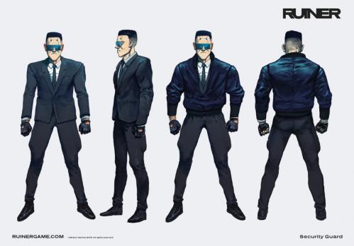RUINER - Enemies (4)