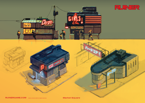 RUINER - Environments (3)