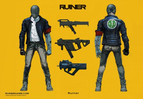 RUINER - Main Character (2)