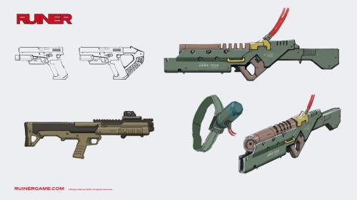 RUINER - Weapon (1)