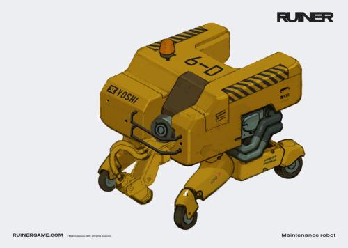 RUINER - mecha (1)