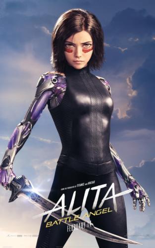 Battle Angel Alita Character (1)