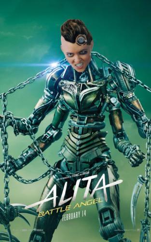 Battle Angel Alita Character (10)