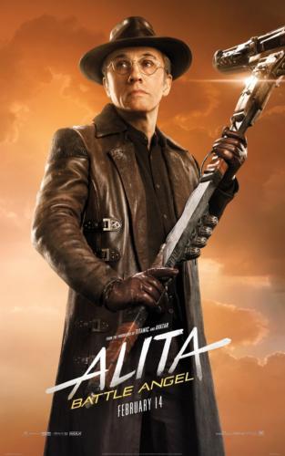 Battle Angel Alita Character (2)