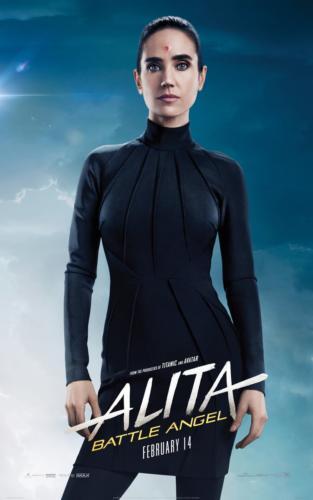 Battle Angel Alita Character (3)