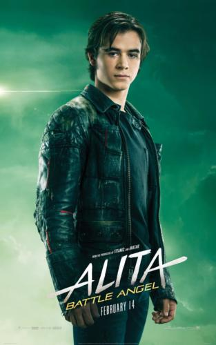 Battle Angel Alita Character (4)