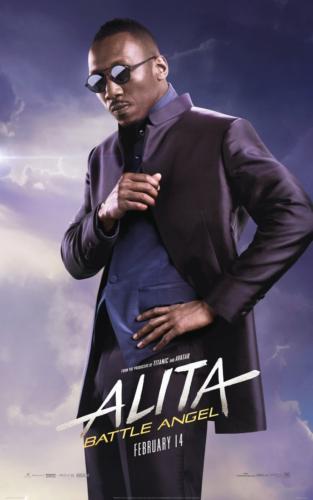 Battle Angel Alita Character (6)