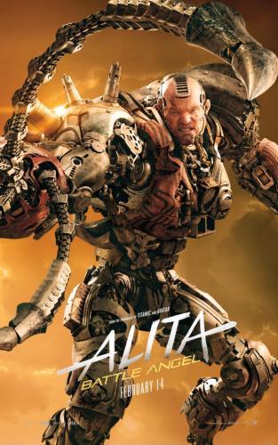 Battle Angel Alita Character (8)