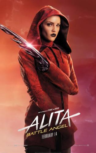 Battle Angel Alita Character (9)